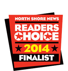 Westlynn bakery is a proud participant in the North Shore News Readers Choice Awards 2014