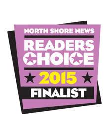 Westlynn bakery is a proud participant in the North Shore News Readers Choice Awards 2015