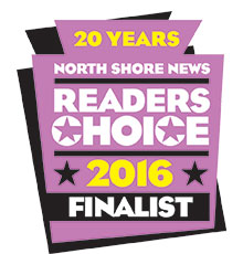 Westlynn bakery is a proud participant in the North Shore News Readers Choice Awards 2016